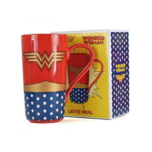 tasse haute wonder woman