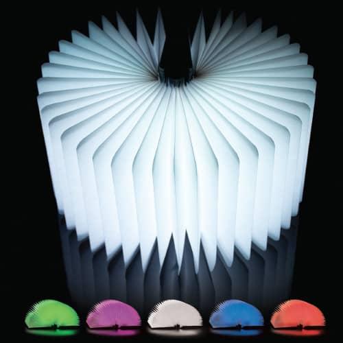 lampe livre deco