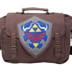sac bandouliere Zelda bouclier