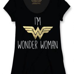 tshirt I'm a Wonder Woman