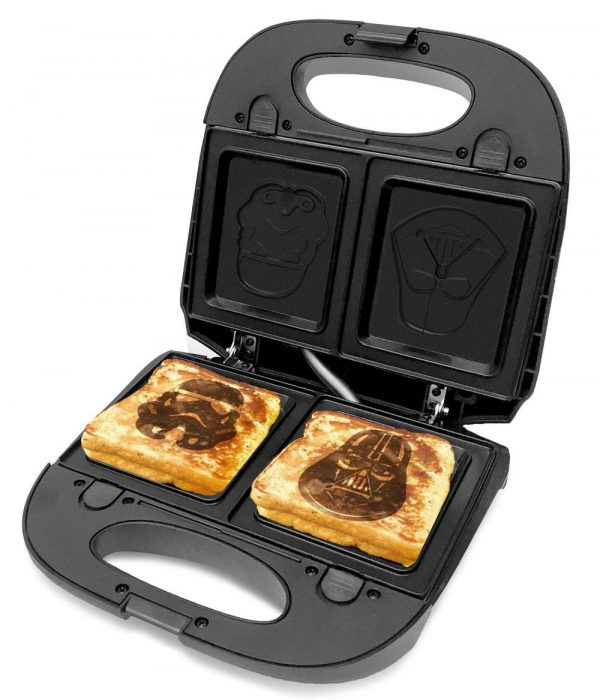 croque monsieur star wars dark vador