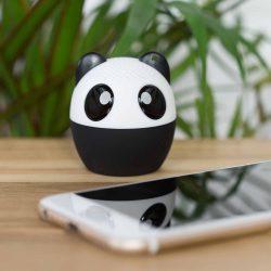 mini haut-parleur panda