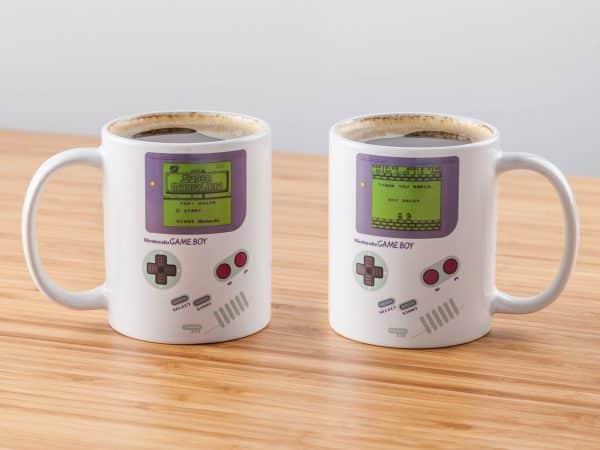 mug Game Boy Thermosensible