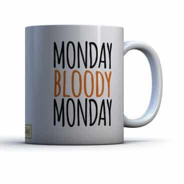 mug U2 Monday Bloody Monday