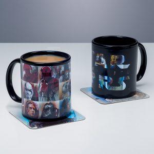 mug star wars 8 personnages