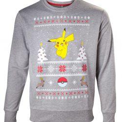 pull de noel pikachu