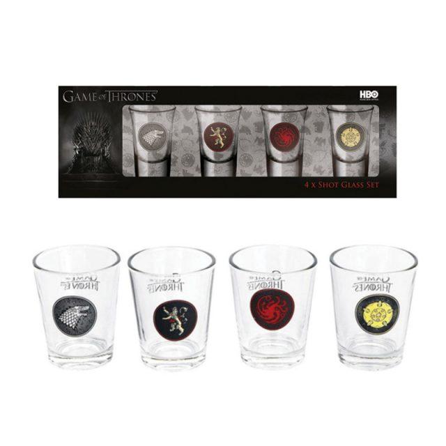 verres shooters Game of Thrones