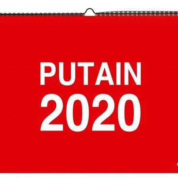 calendrier putain 2020