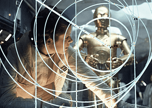 Veste Leia OrganaTM Echo Base