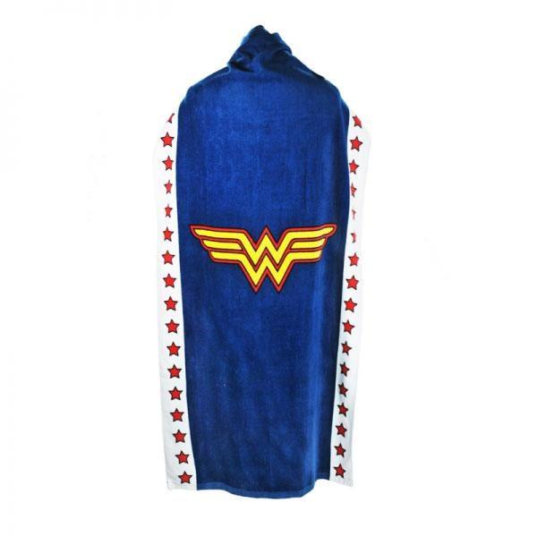 Serviette de Bain Cape Wonder Woman