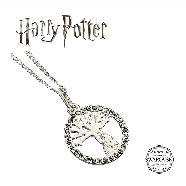collier et pendentif saule cogneur Harry Potter