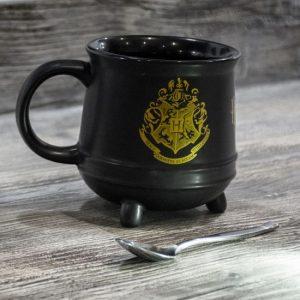 mug chaudron Harry Potter Poudlard