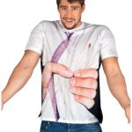 t-shirt pressé