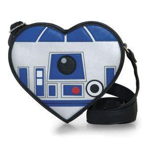 Le sac à main coeur R2-D2 Star Wars