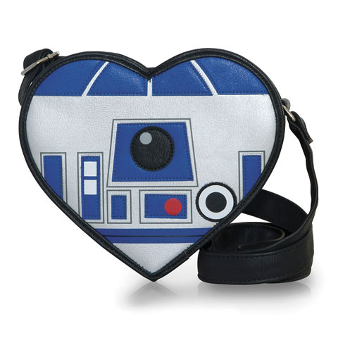 Le sac à main coeur R2-D2 Star Wars