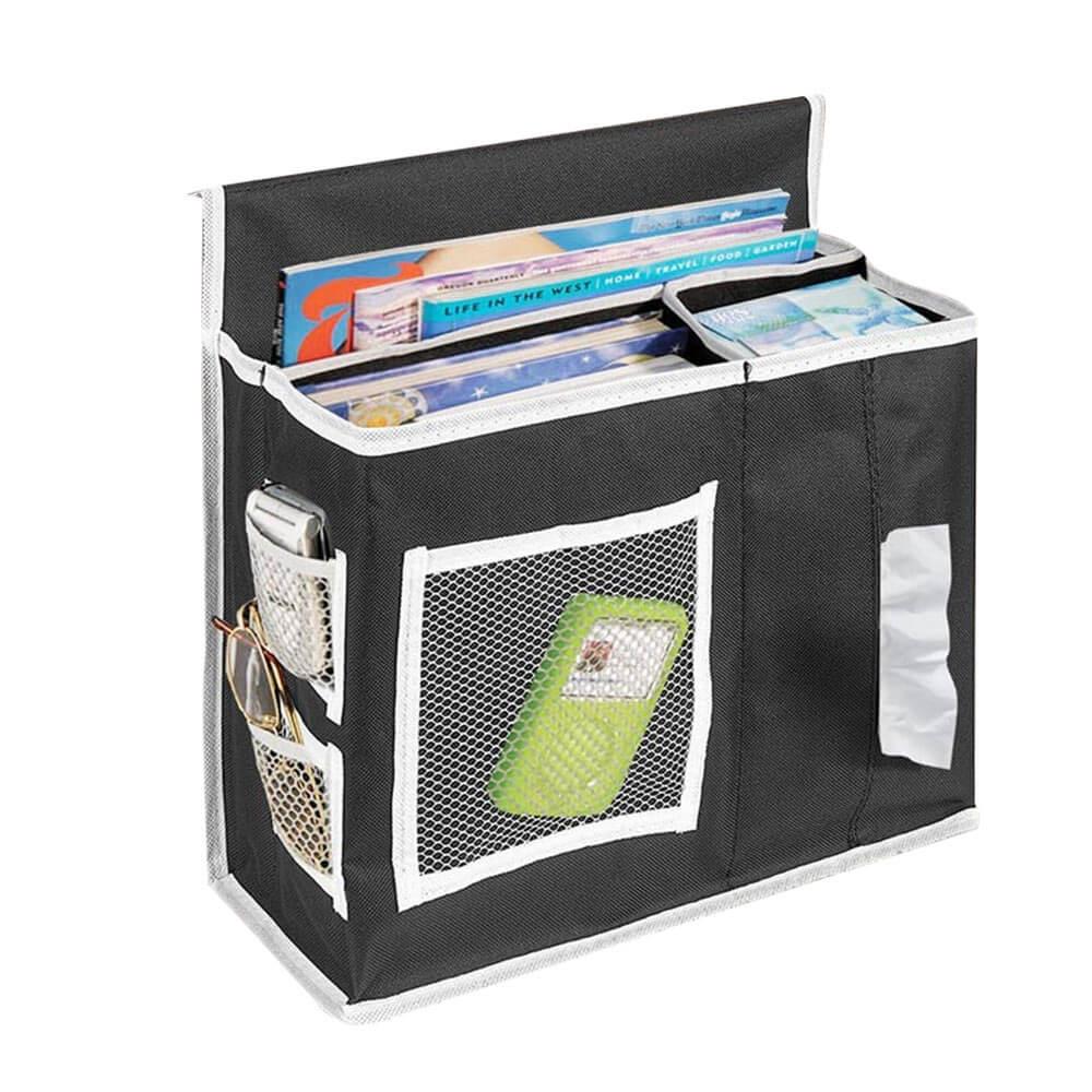 poche xl suspendue pour rangement de lit super insolite. Black Bedroom Furniture Sets. Home Design Ideas