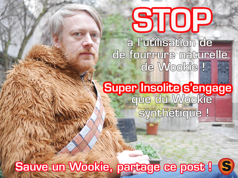 Sauvons les Wookies