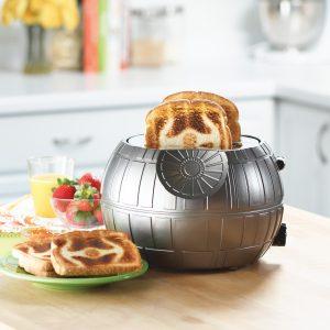 grille-pain Star Wars Etoile Noire