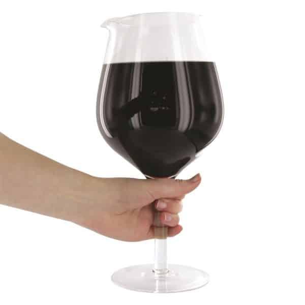 carafe décanteur vin en verre