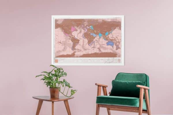 carte-monde-gratter-rose-doré (1)