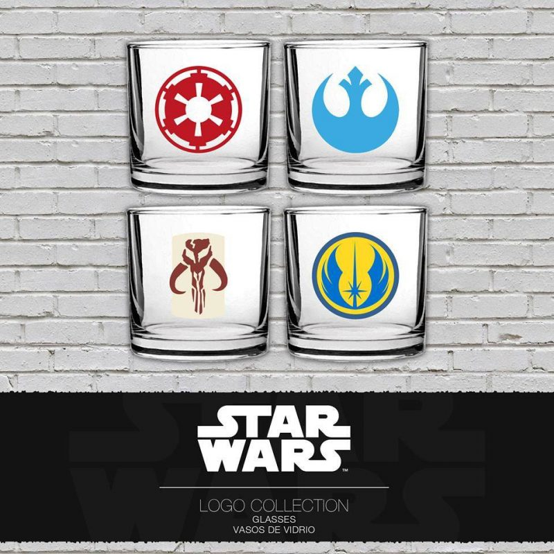 Verre Alcool Star Wars