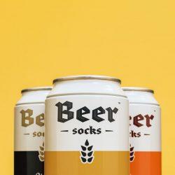 chaussettes bière