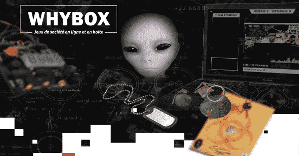 Box escape game