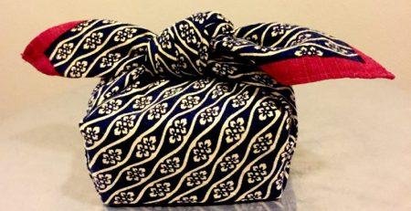 furoshiki cadeau
