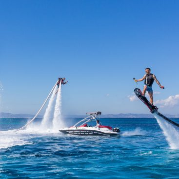 flyboard à Antibes