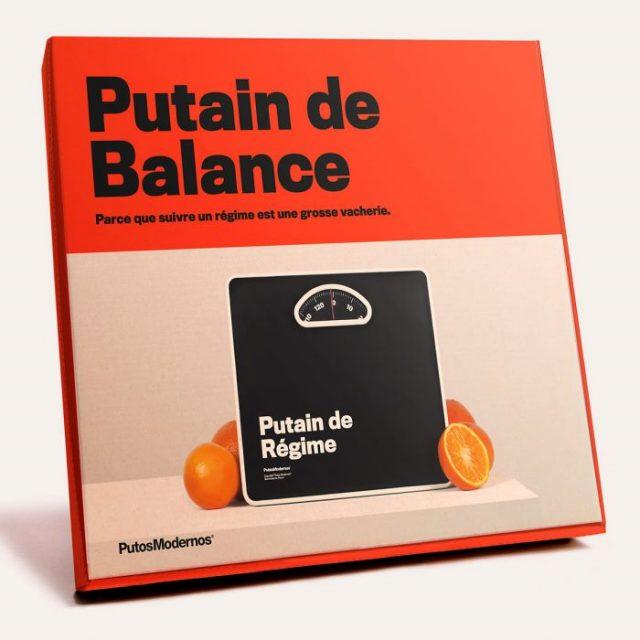 balance putain de régime