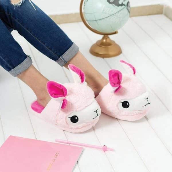 chaussons-lama