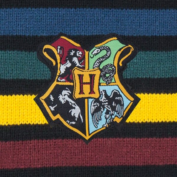 écharpe Harry Potter Poudlard
