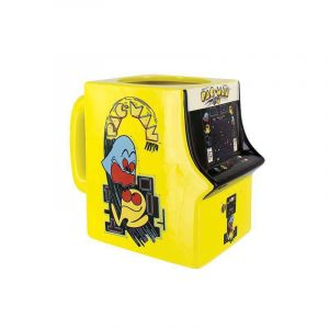 mug pac-man arcade