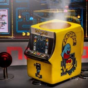 mug pac-man jeu d'arcade