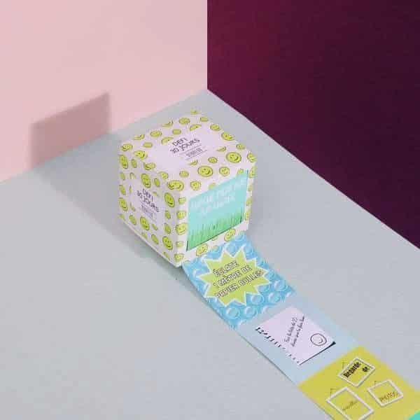 box defi bonheur