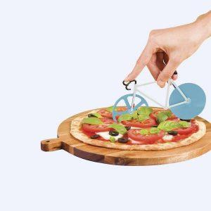 découpe pizza vélo
