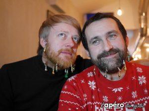 apéro pull de Noel