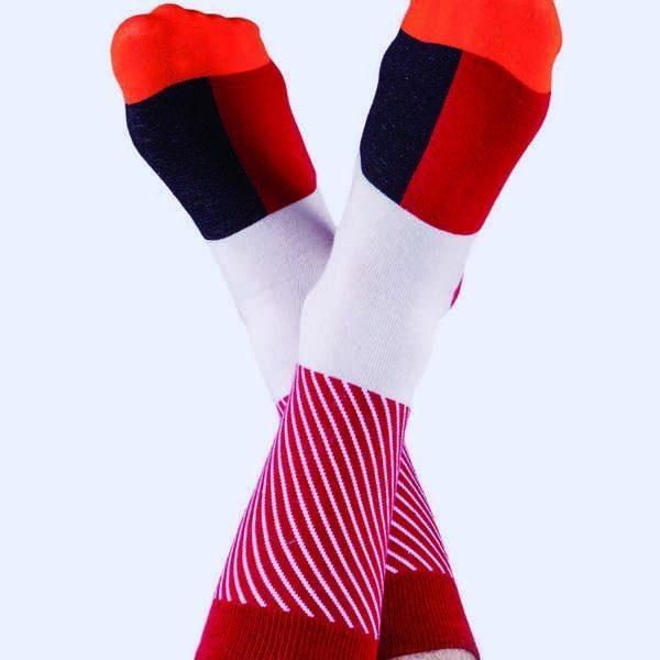 chaussettes maki thon