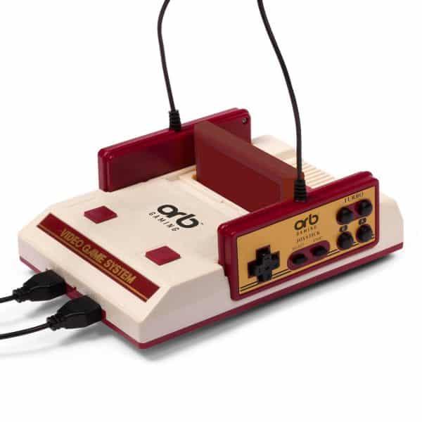 console de jeux vidéos retro Nintendo Famicom