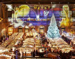 marché de Noel insolite