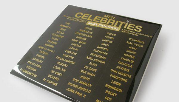 marque verre célébrités