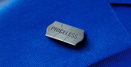 pin's Priceless