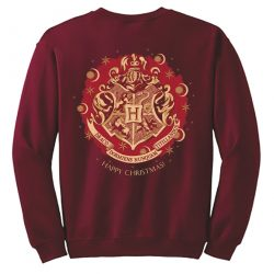 pull de Noël Harry Potter Happy Christmas