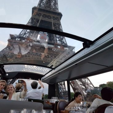 restaurant bus à Paris