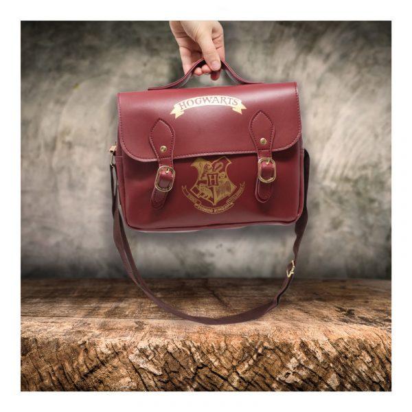 sacoche Poudlard Harry Potter