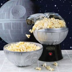 machine pop-corn Etoile de la Mort Star Wars