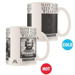 mug Harry Potter Wanted Sirius Black