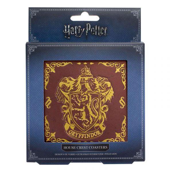 sous-verres Harry Potter Poudlard