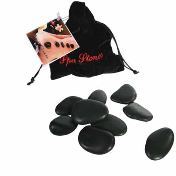 pierres chaudes pour massage