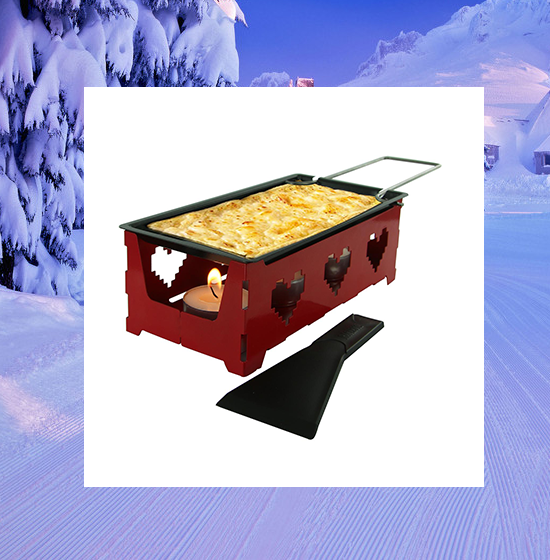 raclette bougie